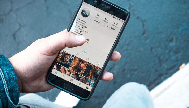 Interacciones en redes sociales